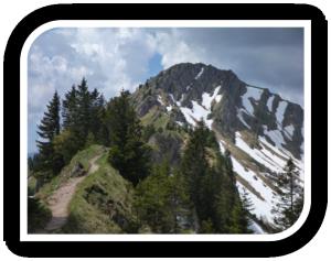 Allgäuer Berglandschaft